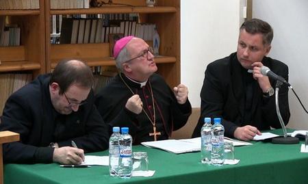 Официально открылся новый учебный год в Высшей духовной семинарии в Санкт-Петербурге