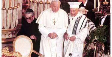 Папа Франциск посетит иудейскую синагогу в январе 2016 г.