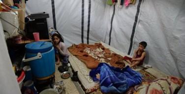 Представитель Папы Франциска передал 110 тысяч евро для сирийских беженцев