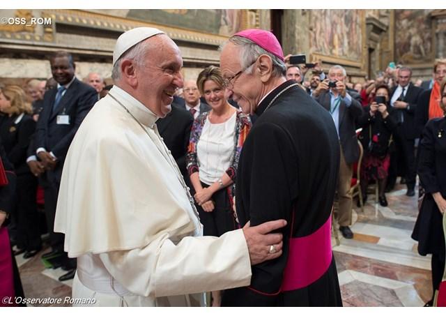 В Ватикане проходит конференция, посвященная культуре здоровья