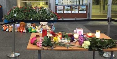 Иудеи и мусульмане молятся о россиянах, погибших в авиакатастрофе
