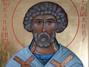 Восточная икона Св. Климента