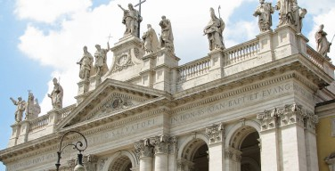 9 ноября. Годовщина освящения Латеранской базилики. Праздник