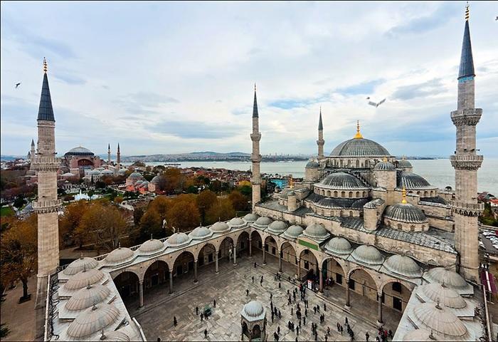 Делегация Русской Православной Церкви отменила поездку в Стамбул
