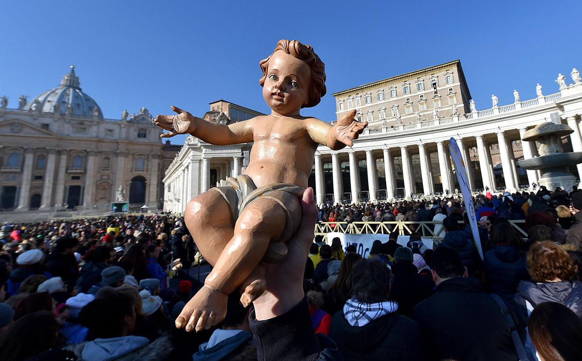 «Воскресенье Младенца Иисуса» (ФОТО)