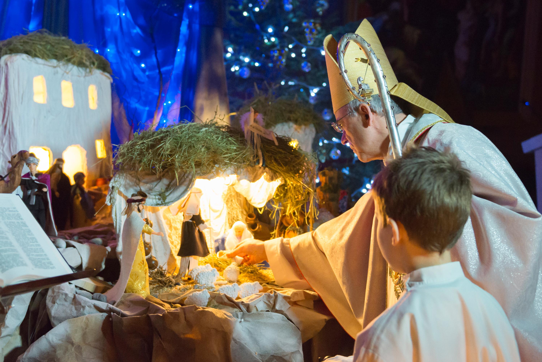 Католики Новосибирска вступили в Рождественское время