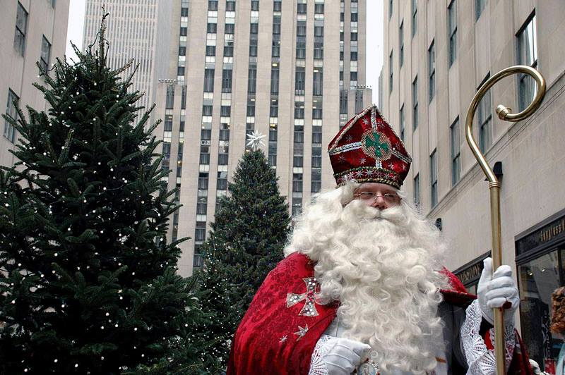 День Святого Николая в мире (фото)
