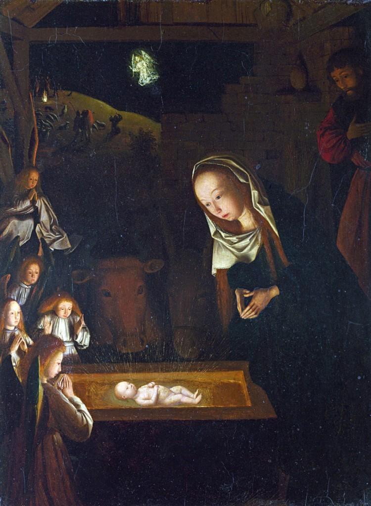 2. Гертген тот Синт Янс. Рождество. Около1480 г.