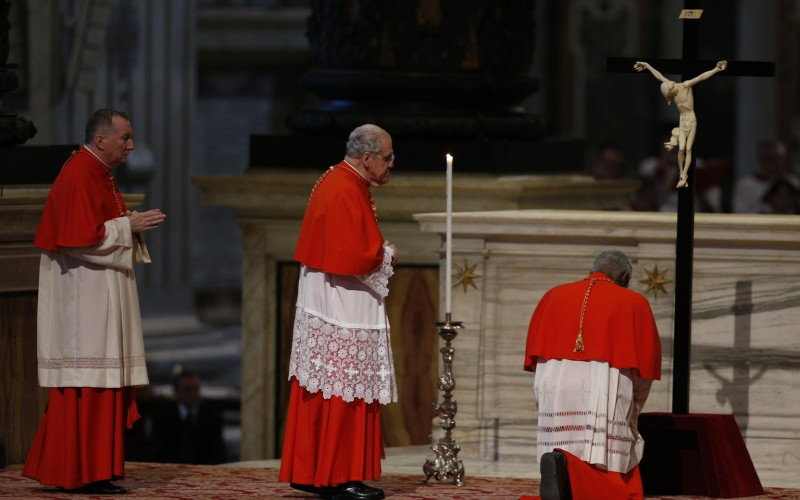 Полемика по поводу текста молитвы Великой пятницы