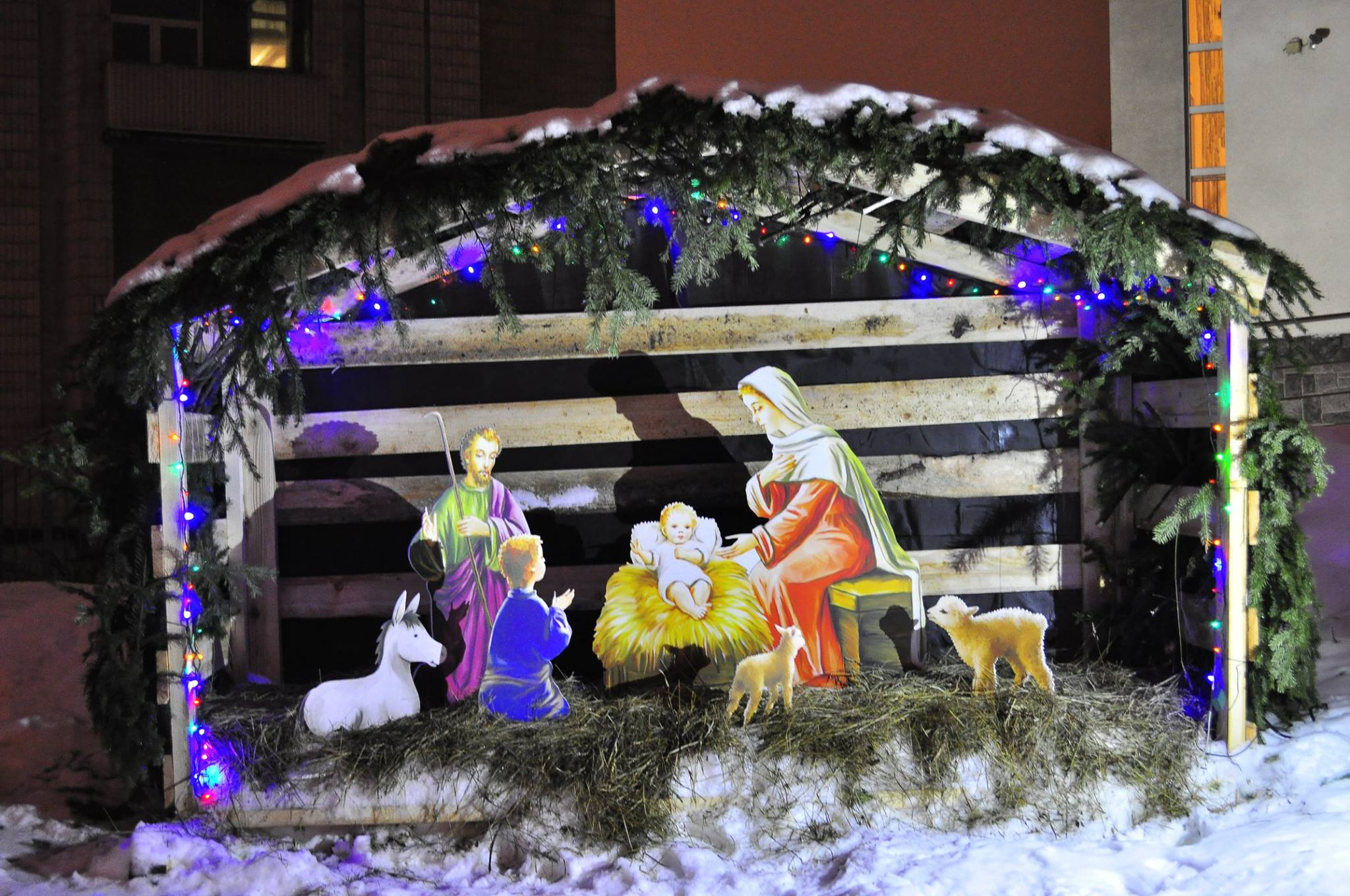 Рождество-2015 в Кемерове
