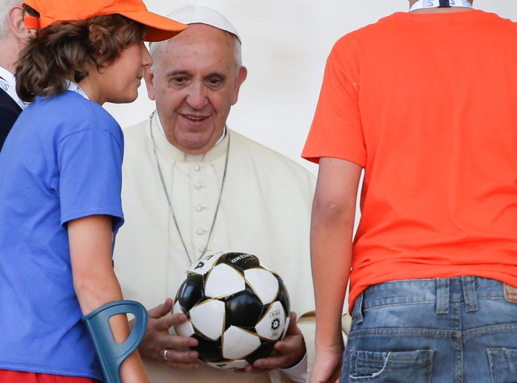 Ватикан примет Всемирный форум по вопросам веры и спорта