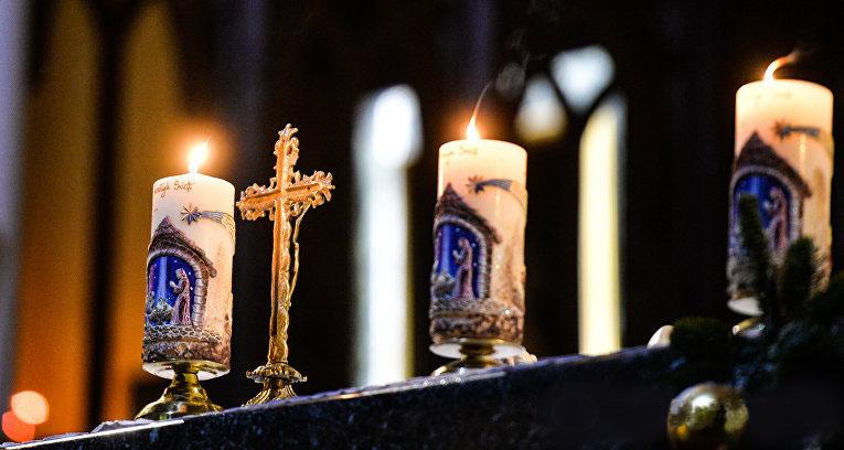 Российские католики готовятся к Рождеству Христову