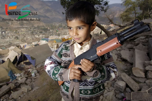 Дети-солдаты, невинные мученики «нового Ирода»