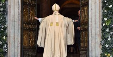 Папа Франциск открыл Юбилей Милосердия (+ ВИДЕО)