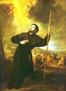 Мурильо. Св. Франциск Ксаверий