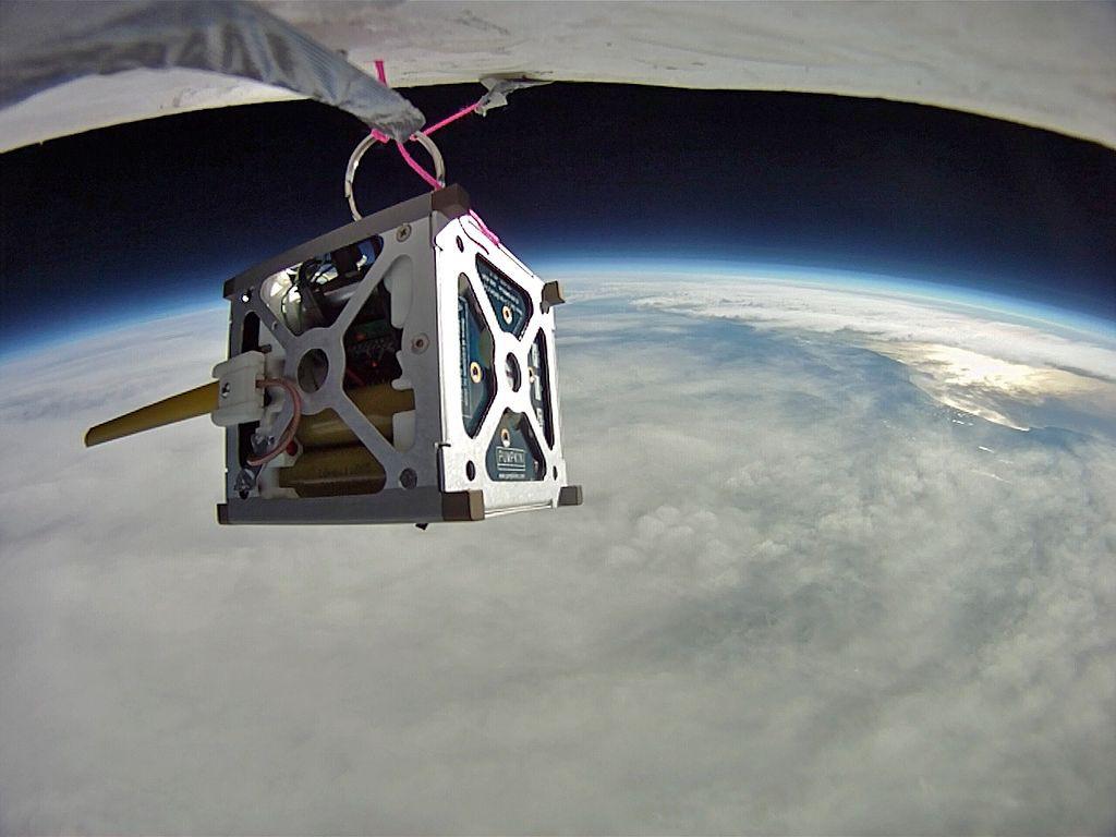 На МКС доставлен спутник, построенный учащимися американской католической школы