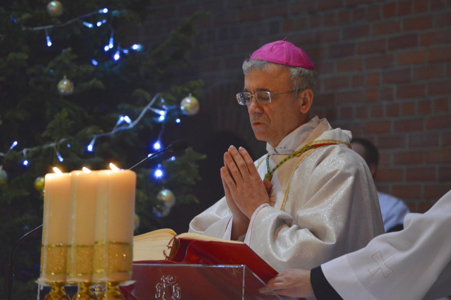 Слово Преосвященного Владыки Иосифа Верта на Рождество 2015 г.