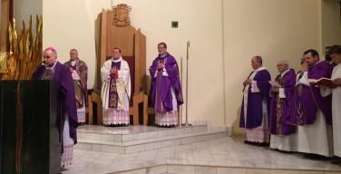 В Иркутске началось очередное пленарное заседание Конференции католических епископов России