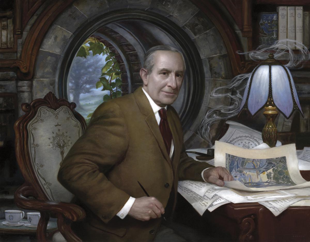 О тайных мотивах трилогии Джона Р.Р. Толкина «Властелин колец»