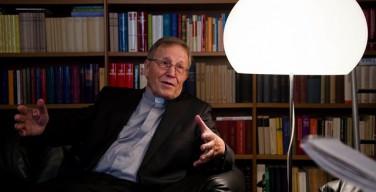 Кардинал Вальтер Каспер о Годе Милосердия: Церкви предстоит серьезно измениться