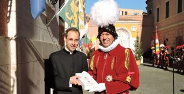 Назначен новый капеллан папской гвардии