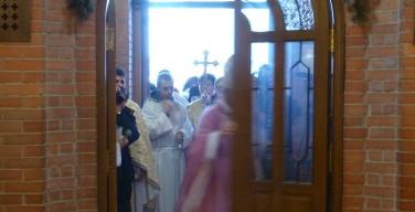 Святые Врата Милосердия в Преображенской епархии открыты