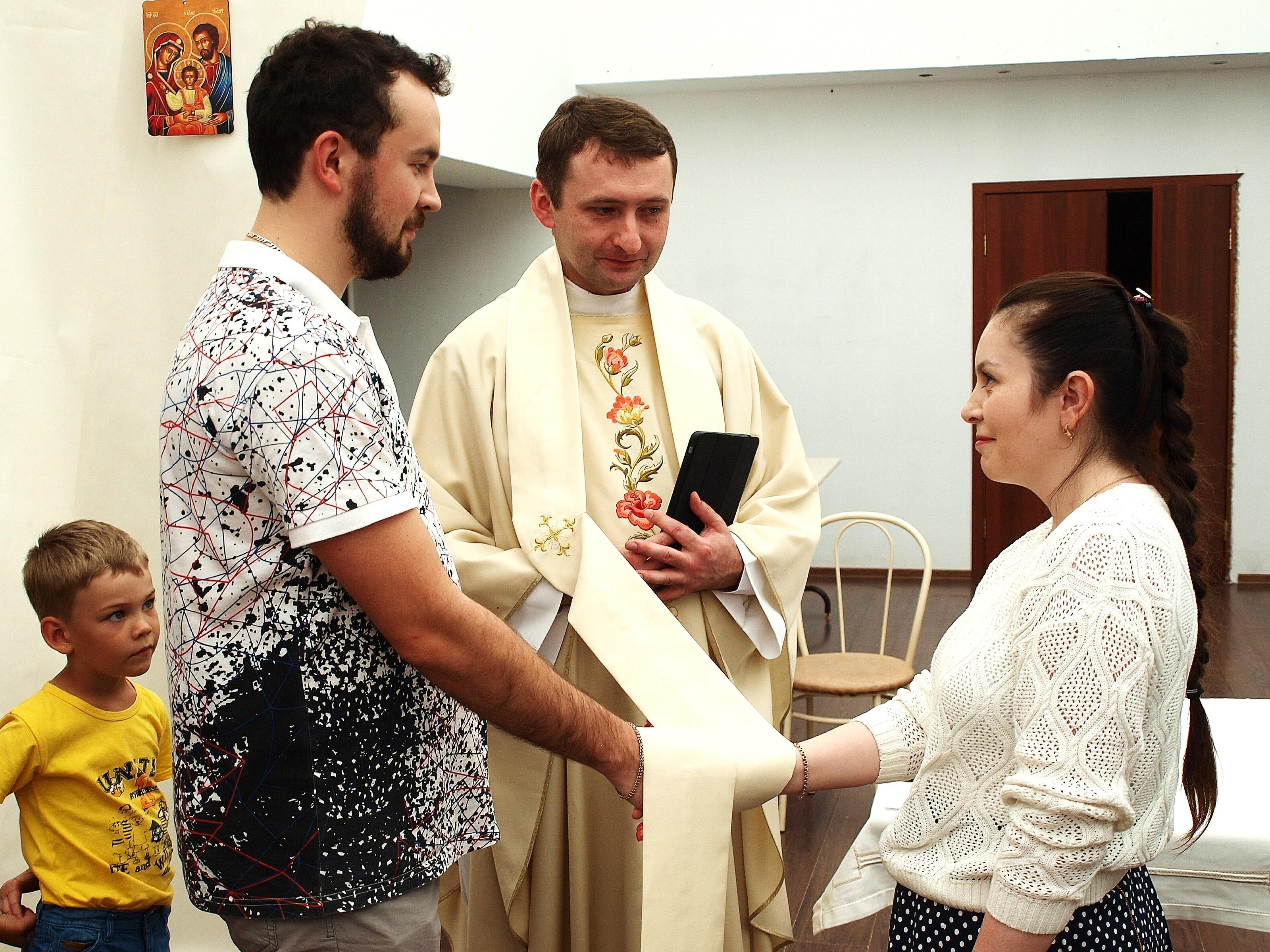 Будьте как Святое Семейство!