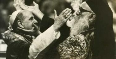 Папа Франциск о юбилее православно-католической встречи на высшем уровне и о противодействии изменениям климата