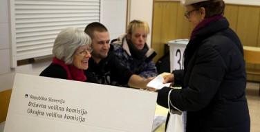 Словенцы на референдуме выступили против однополых брачных союзов