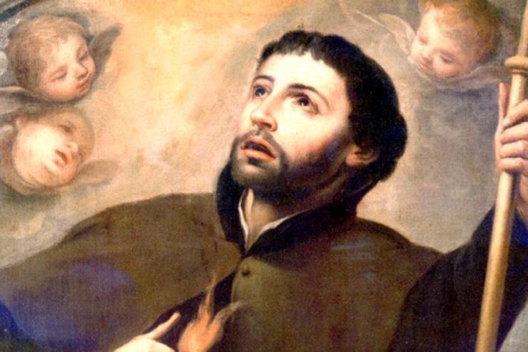 3 декабря.  Святой Франциск Ксаверий, священник. Память