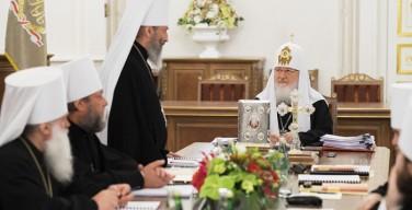 СМИ: Московский патриархат может отказаться от участия во Всеправославном Соборе