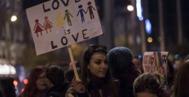 Греция разрешила однополые браки