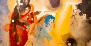 Выставка библейской графики Сальвадора Дали