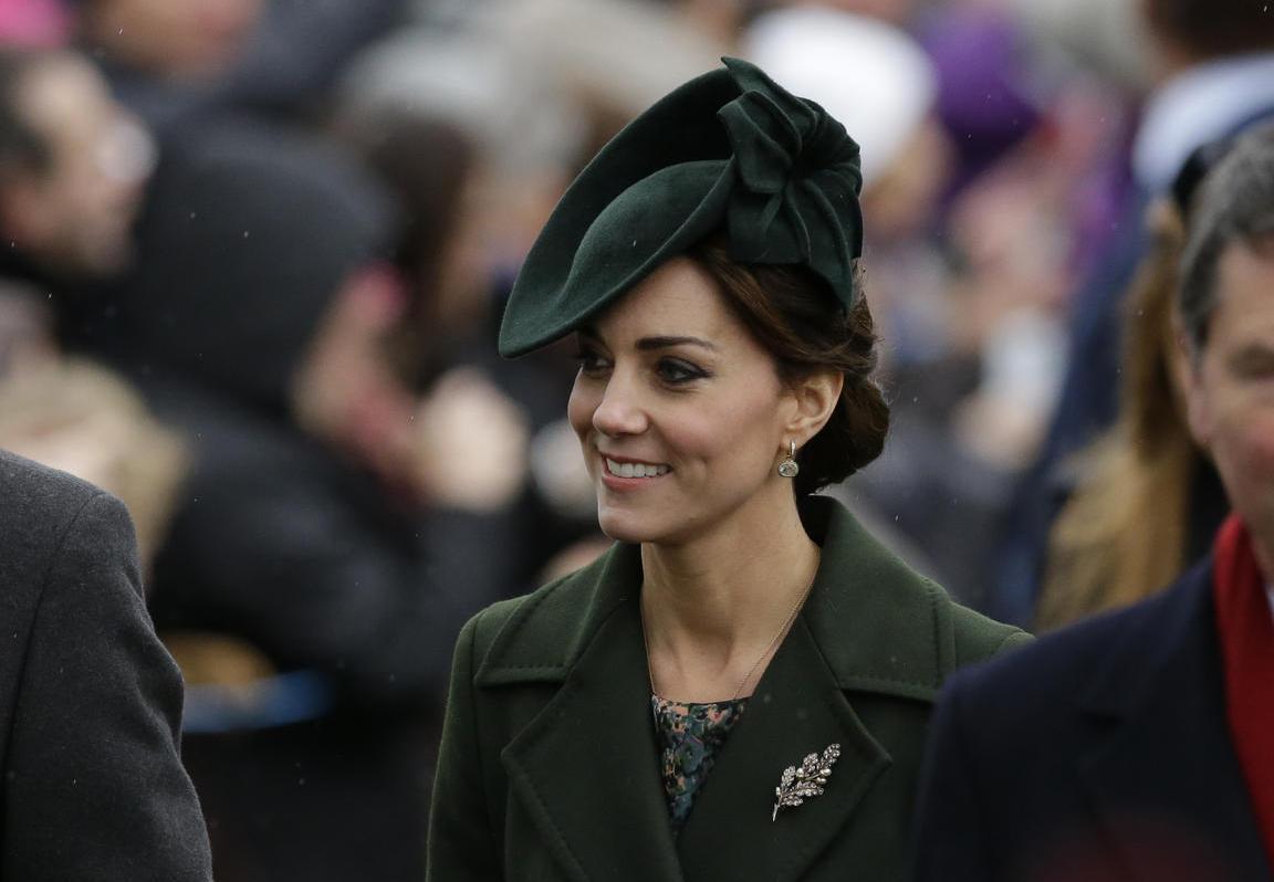 Герцогиня Кембриджская на день станет редактором Huffington Post