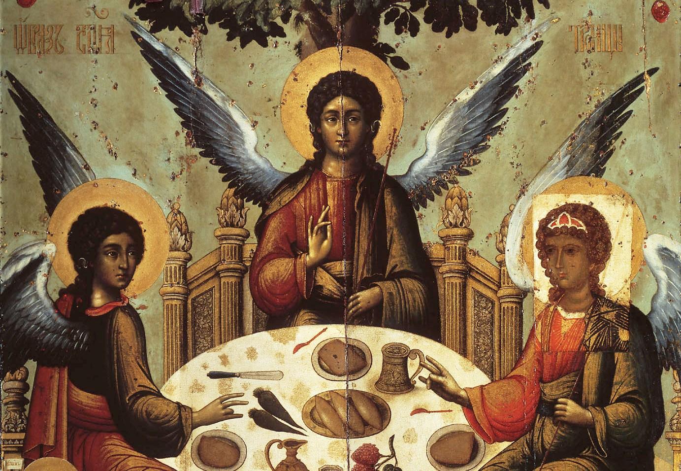 троица католическая картинки судебных приставов