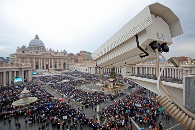 Юбилей Милосердия: более миллиона паломников прошли через Святые врата римских базилик