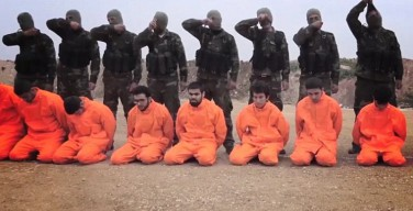 Сирийцы показал боевикам ИГИЛ «правильную казнь» (ВИДЕО)