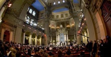 Папа Франциск посетил римскую синагогу