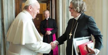Папа — Лютеранской Церкви: пусть различия не будут преградой на пути к единству