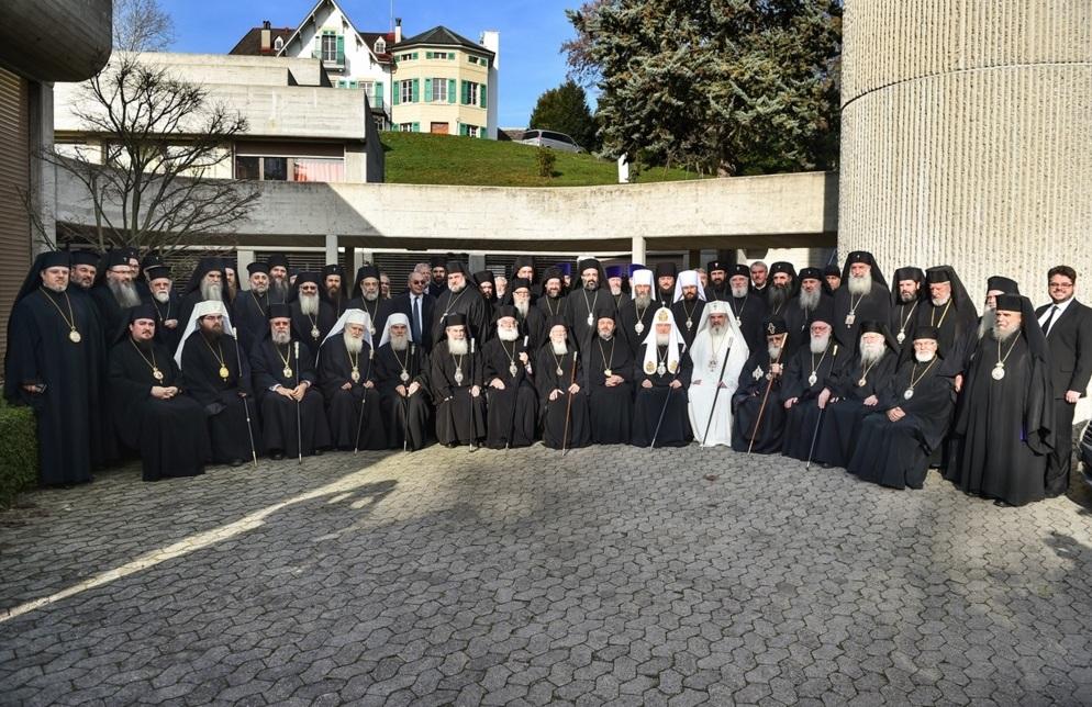Собрание Предстоятелей Поместных Православных Церквей завершилось в Женеве
