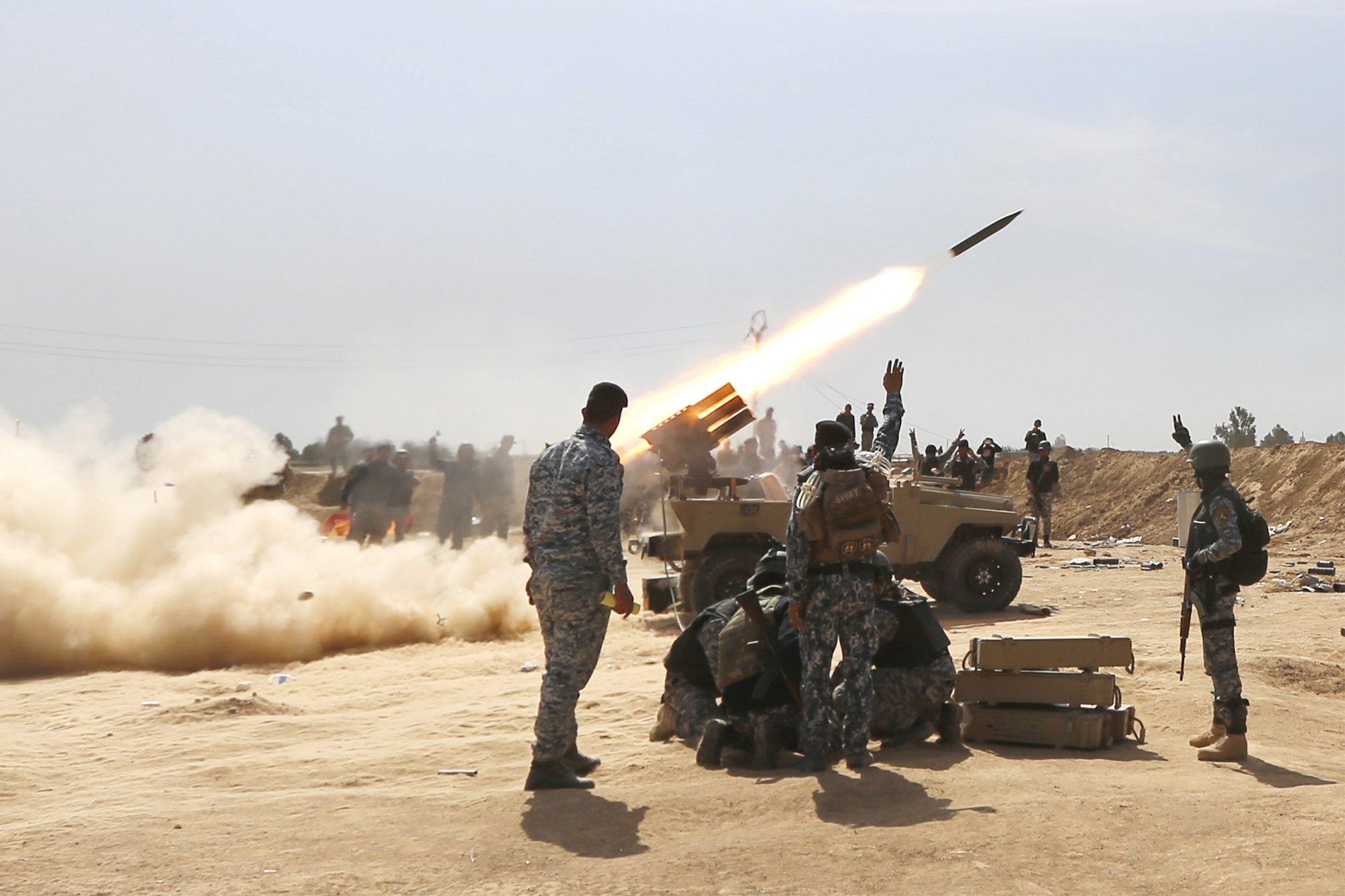 СМИ узнали о способности ИГИЛ сбивать самолеты ракетами