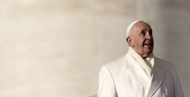 Объявлено о выходе первой книги Папы Франциска