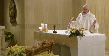 Папа: дела милосердия — сердце нашей веры