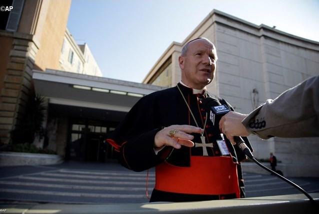Кризис миграции: кардинал Шенборн осудил новый «железный занавес» в Европе
