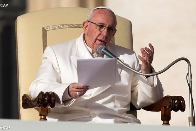 Папа — паломникам с Ближнего Востока: Бог не молчит перед лицом преследований