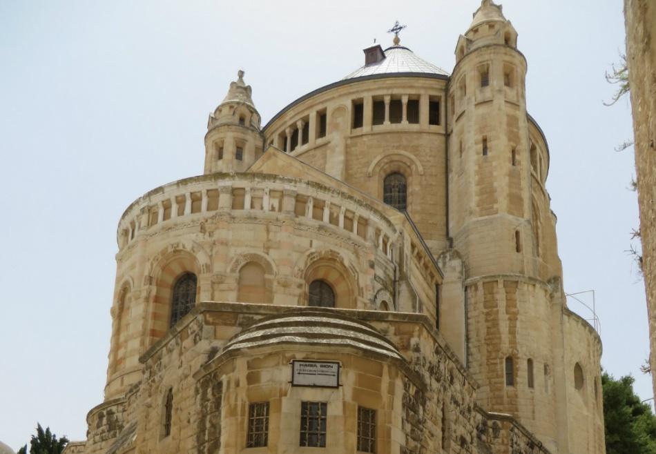 Иерусалим: арестованы еврейские подростки, исписавшие церковь антихристианскими лозунгами