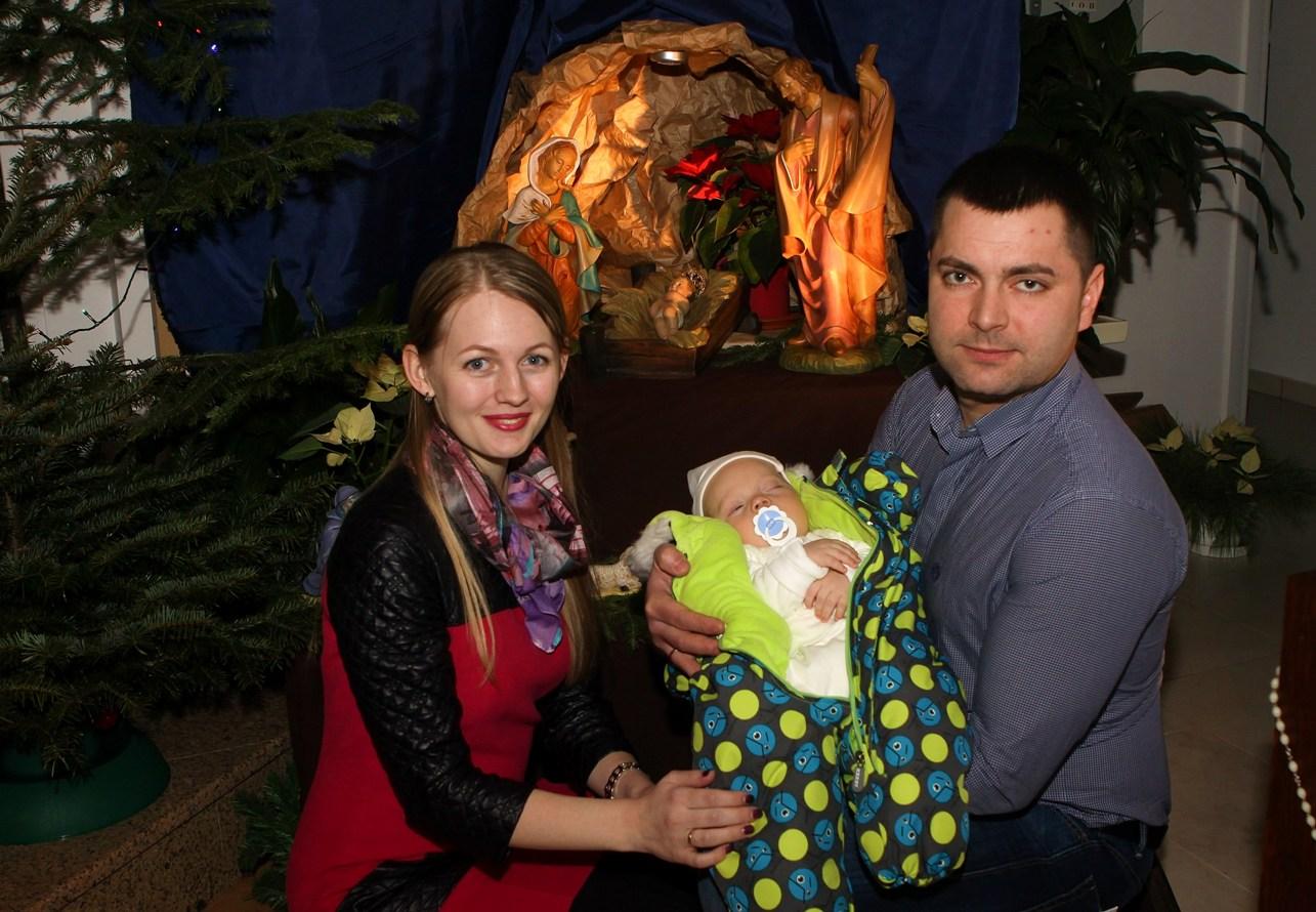 «Рождество на Севере». Серпантин от отца Марэка Ящковски