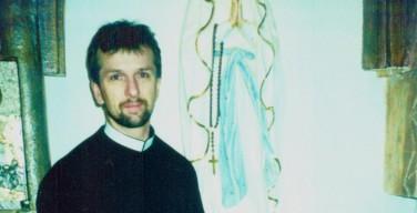 15 лет со дня гибели о. Дариуша Лысаковского, CSsR