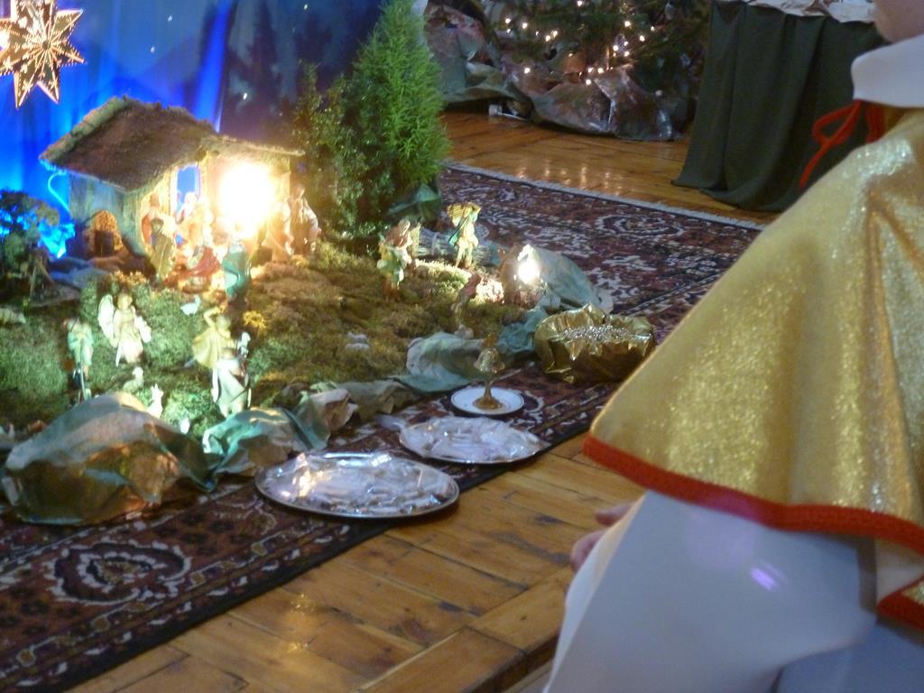 Торжество Богоявления во францисканском приходе Новосибирска (ФОТО)