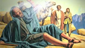 Явление Христа Савлу на дороге в Дамаск